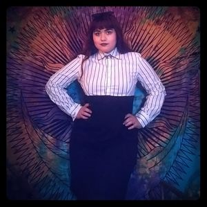 Boss lady pencil skirt
